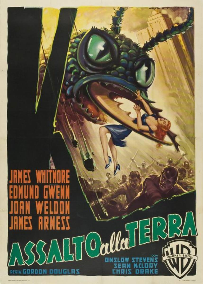 Them (1955) Italian poster