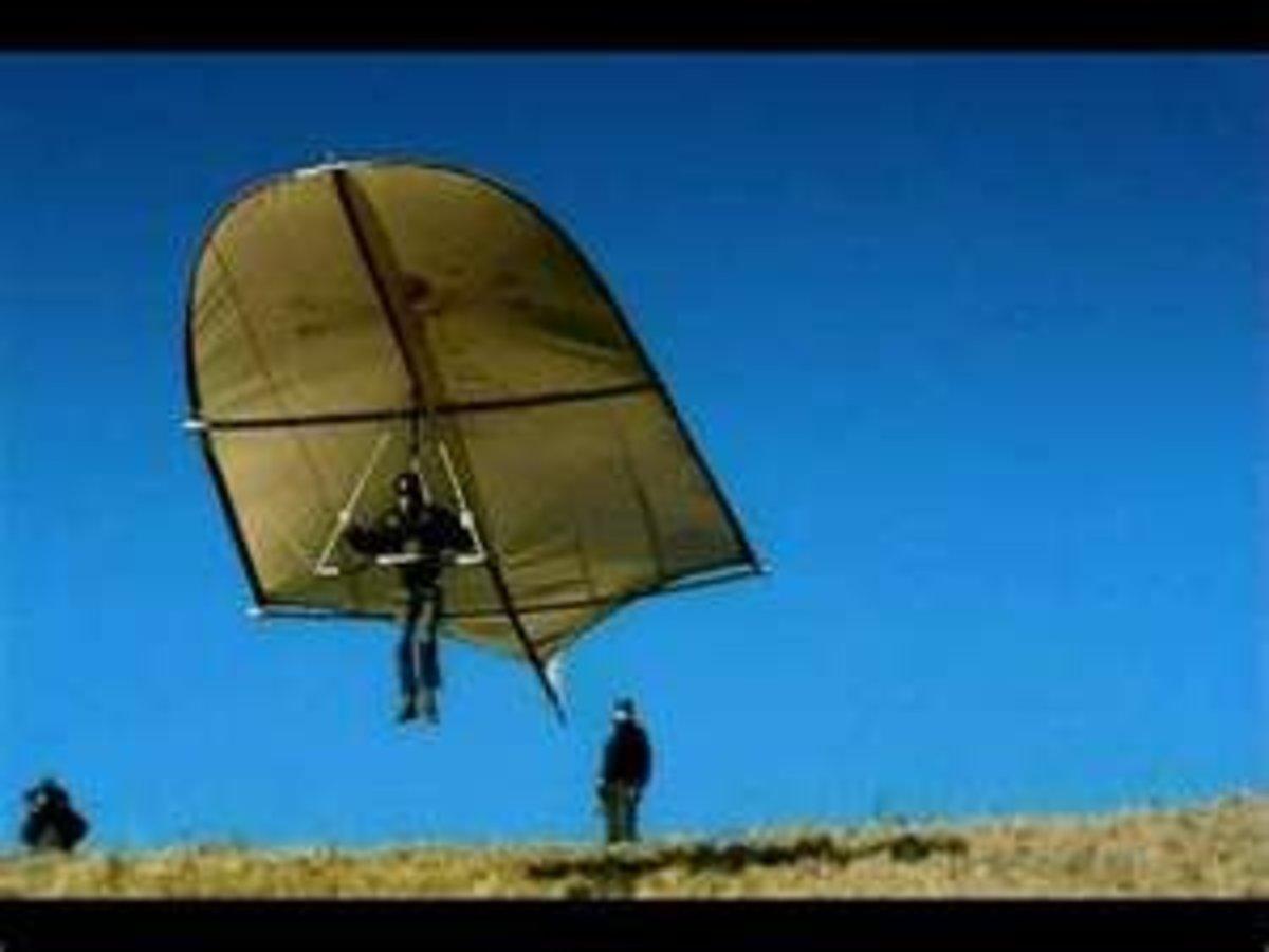 Modern Recreation & Testing of Glider Design