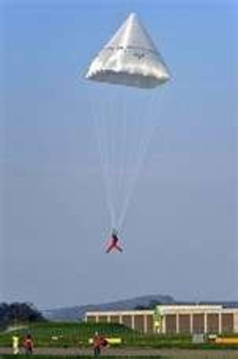 Modern Recreation & Testing of Parachute Design