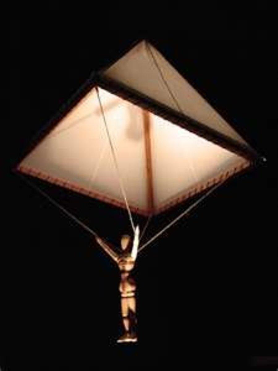 Modern Recreation of Parachute Design