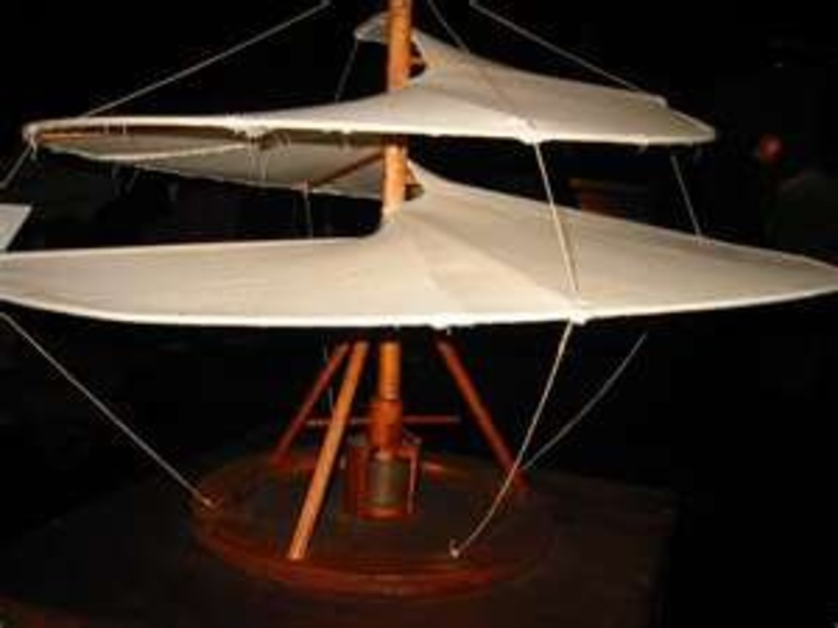 Modern Recreation of Helicopter Design