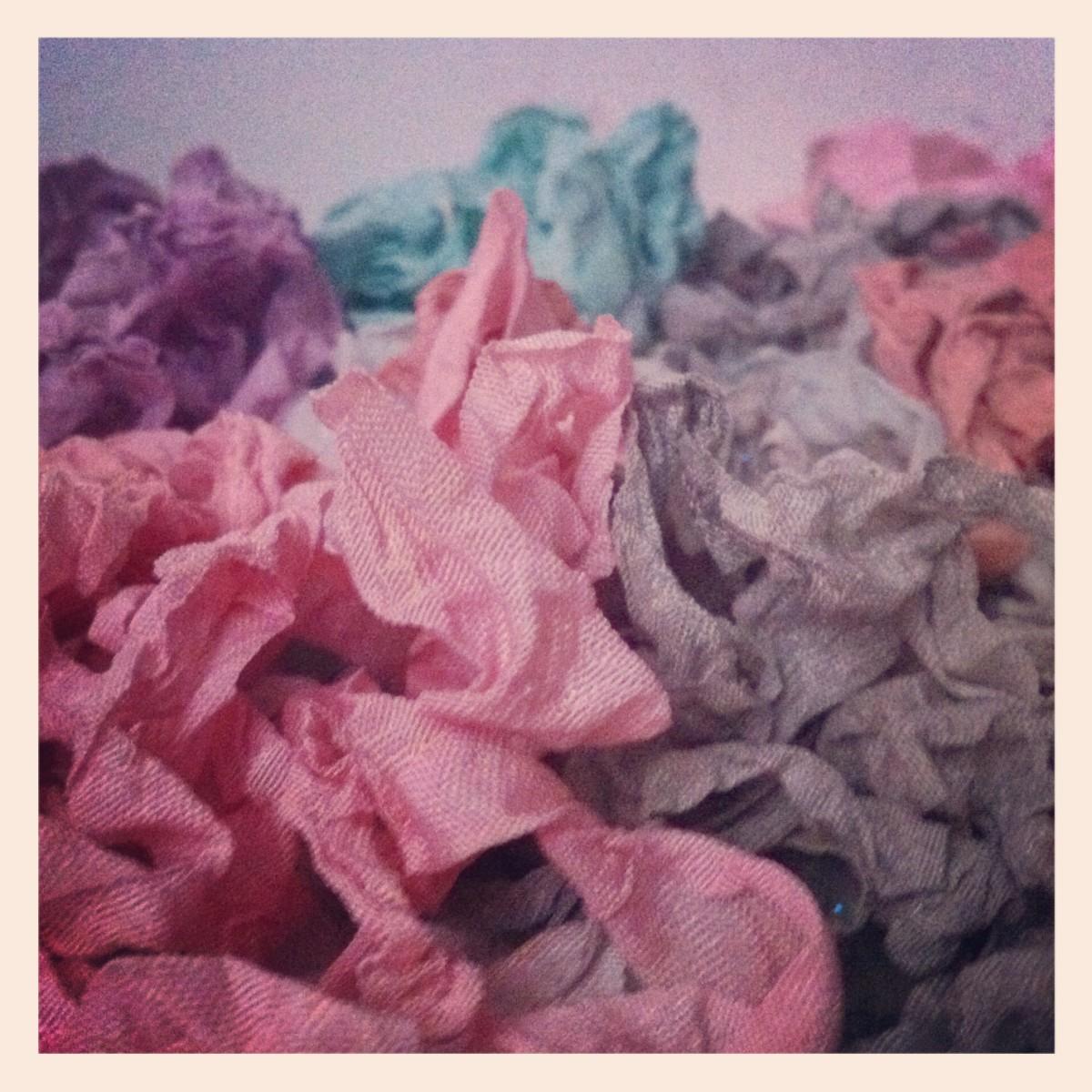 Dyed Seam Binding  Ribbon