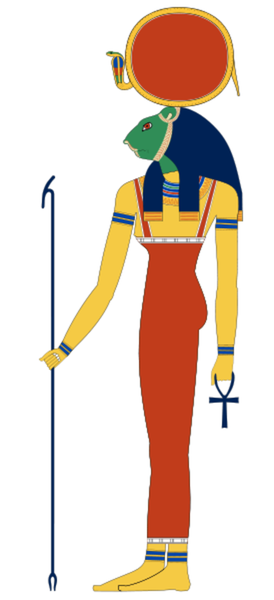The Egyptian Sekhmet