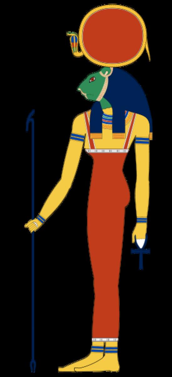 The Egyptian Sekhmet