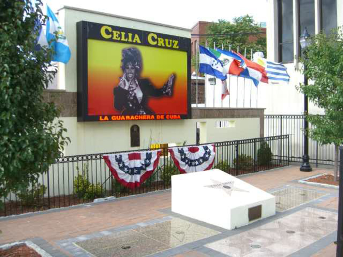 Celia Cruz Plaza