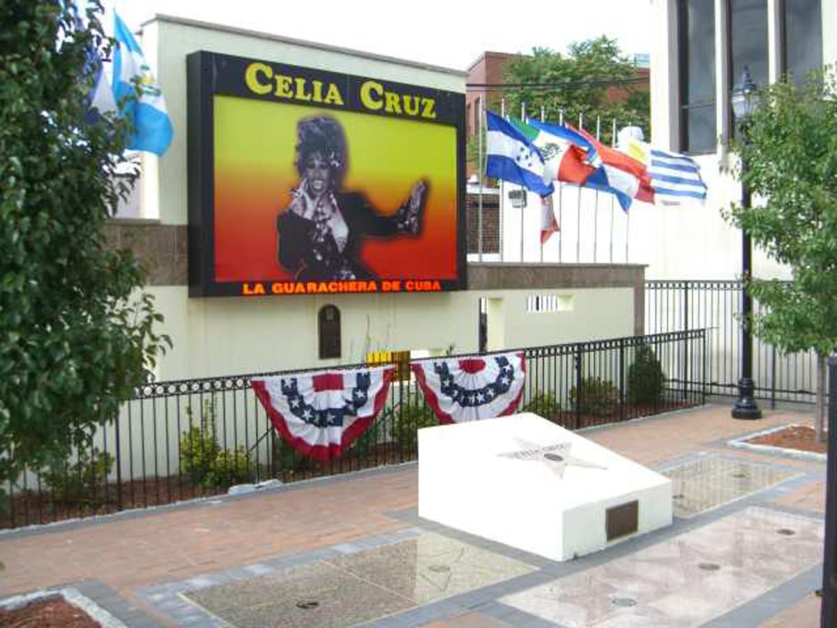 Celia Cruz Plaza