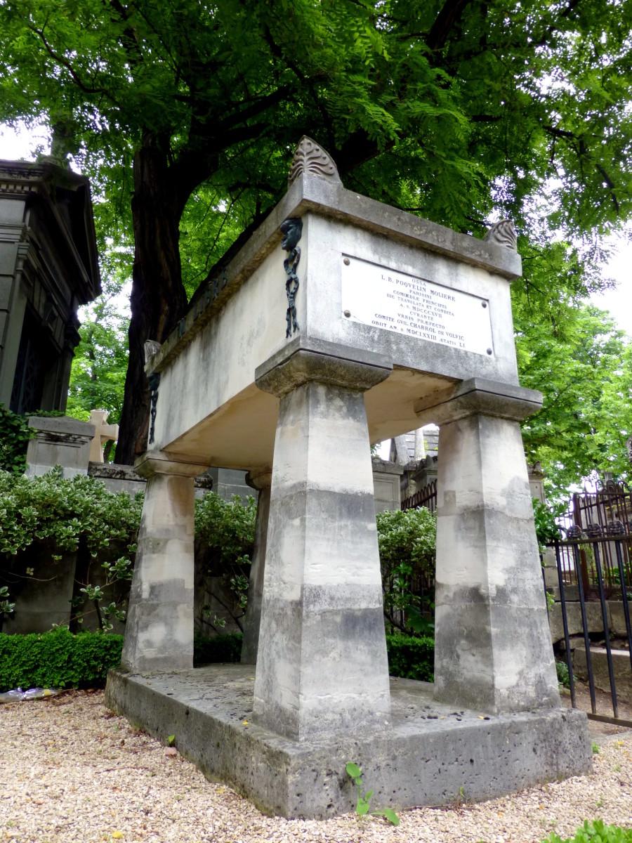 Grave of Molière