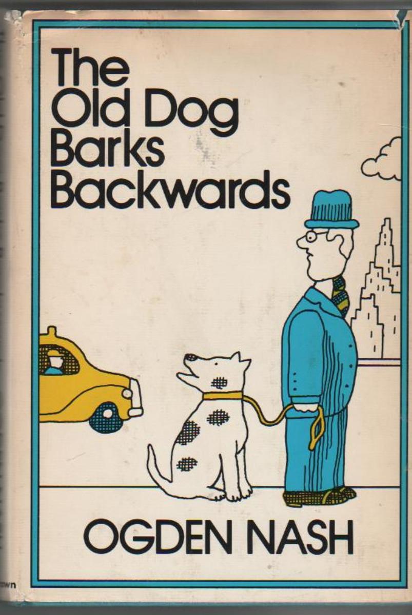 The Old Dog barks backwards