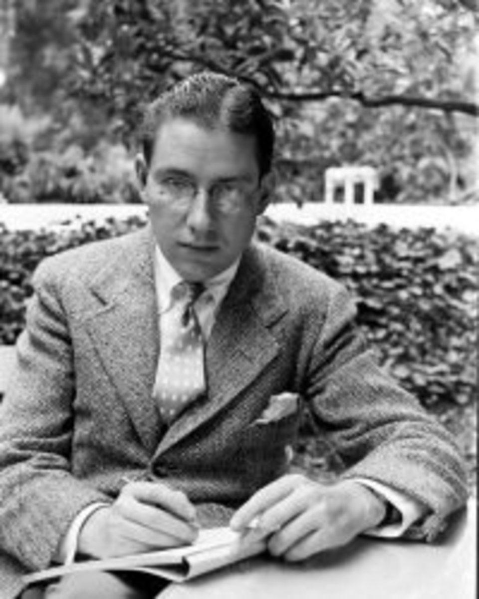 Young Ogden Nash