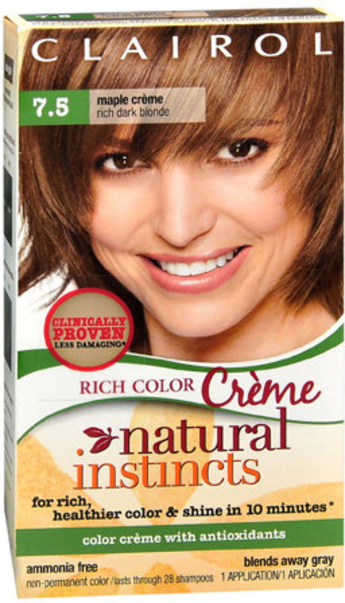 Clairol Natural Instincts Rich Color Creme Hair Color