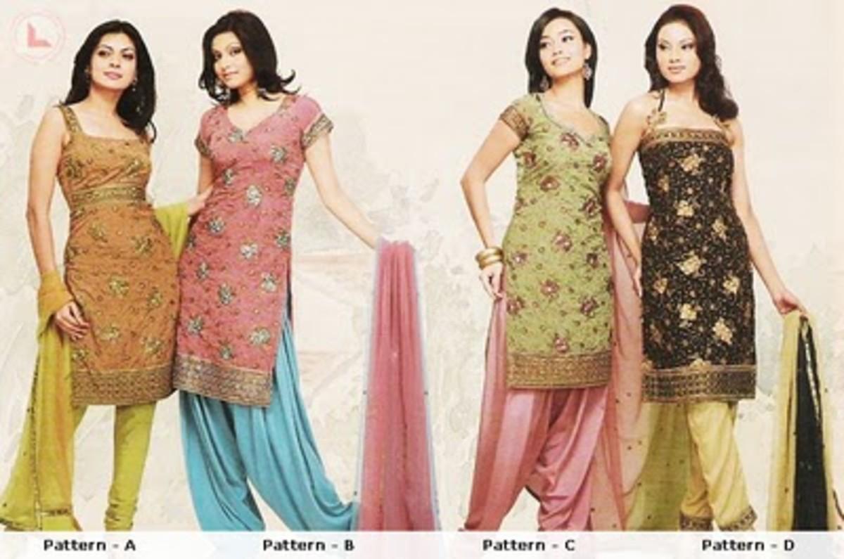 Unique  Indian Fashion Indian Styles Clothing Bridal Fashion Anarkali