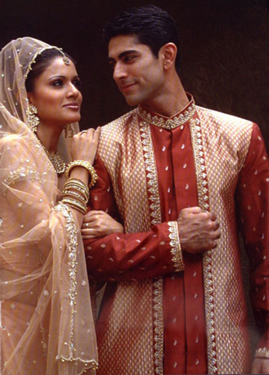 Indian Men Wedding Clothing