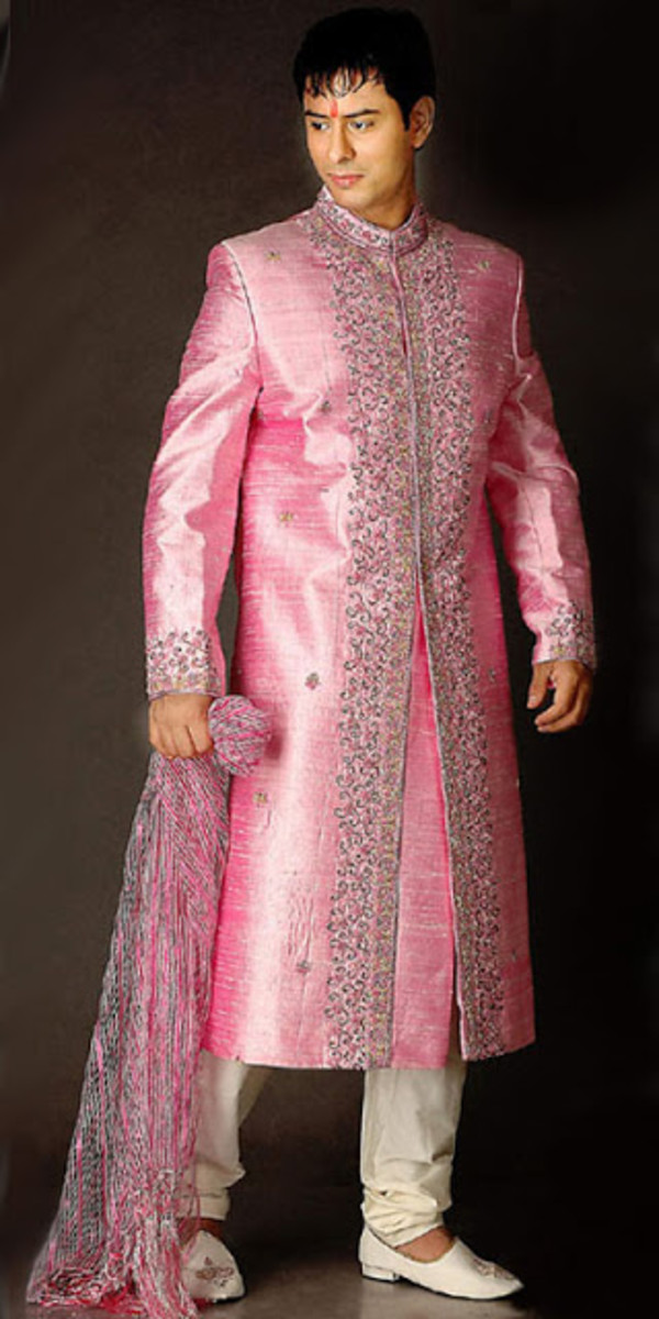 Traditional Indian Clothing for Men and Women