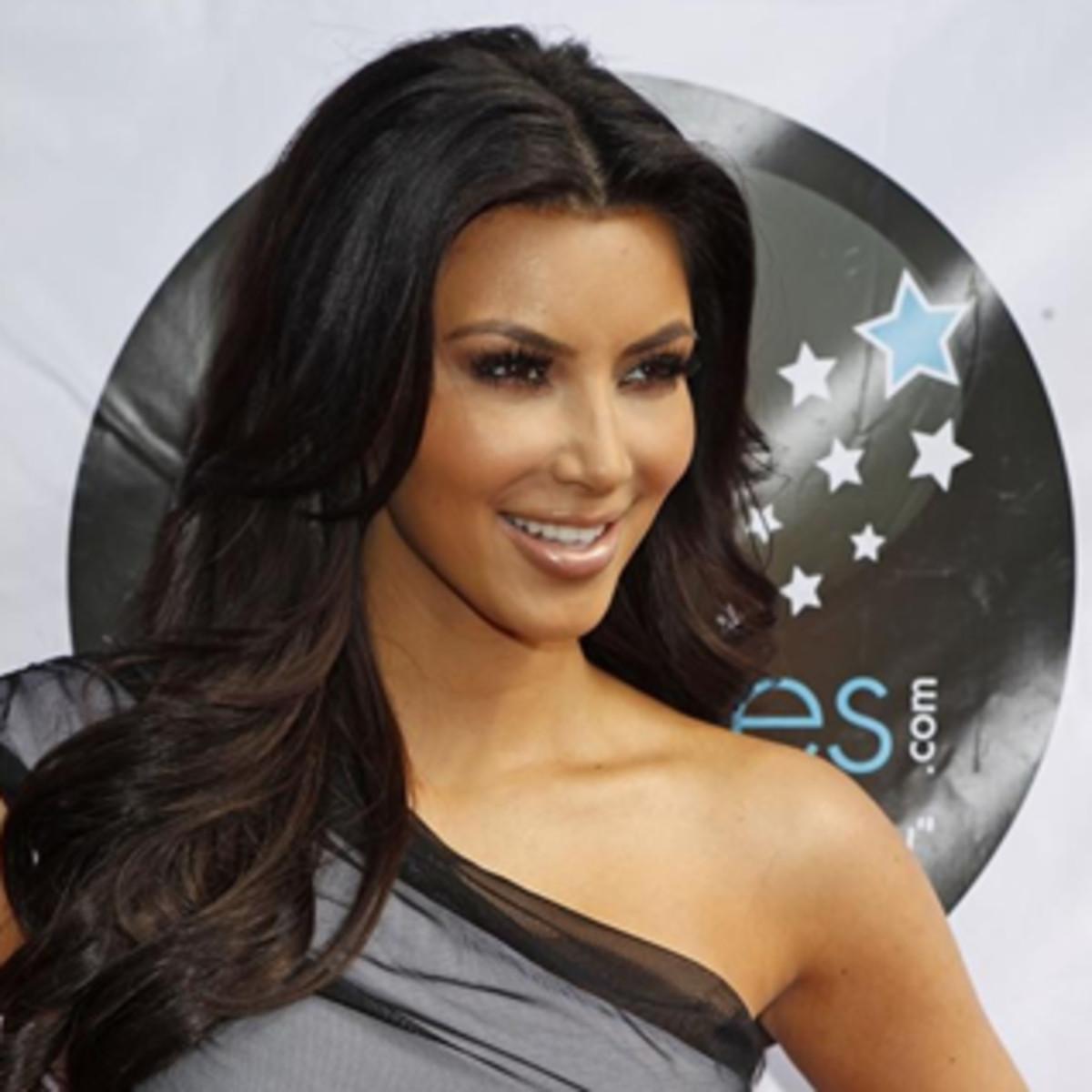 The Classic Kim Kardashian Hairstyle