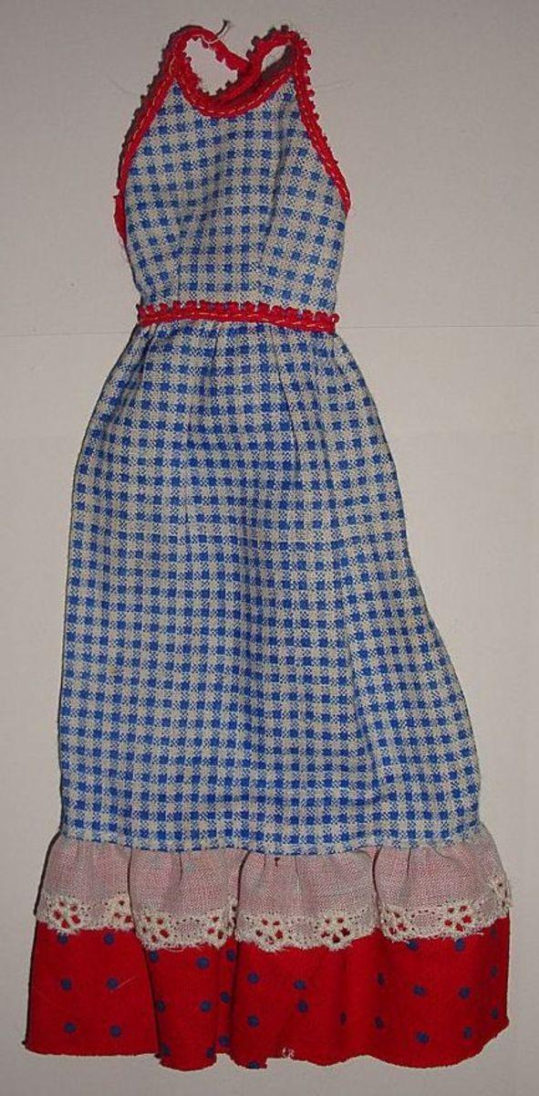 Francie Doll fashion #8644; 1973