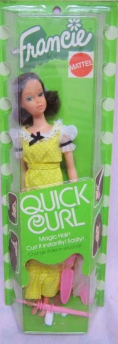Quick Curl Francie