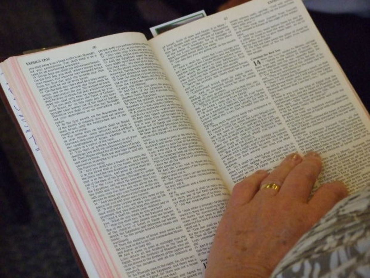 20 Things Christians Should Know in the Old Testament in the Bible
