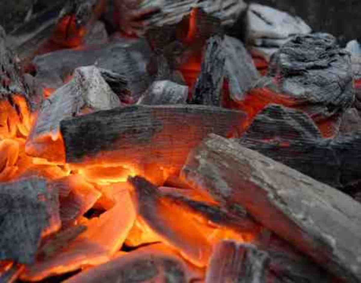 Charcoal And Its Natural Healing Properties
