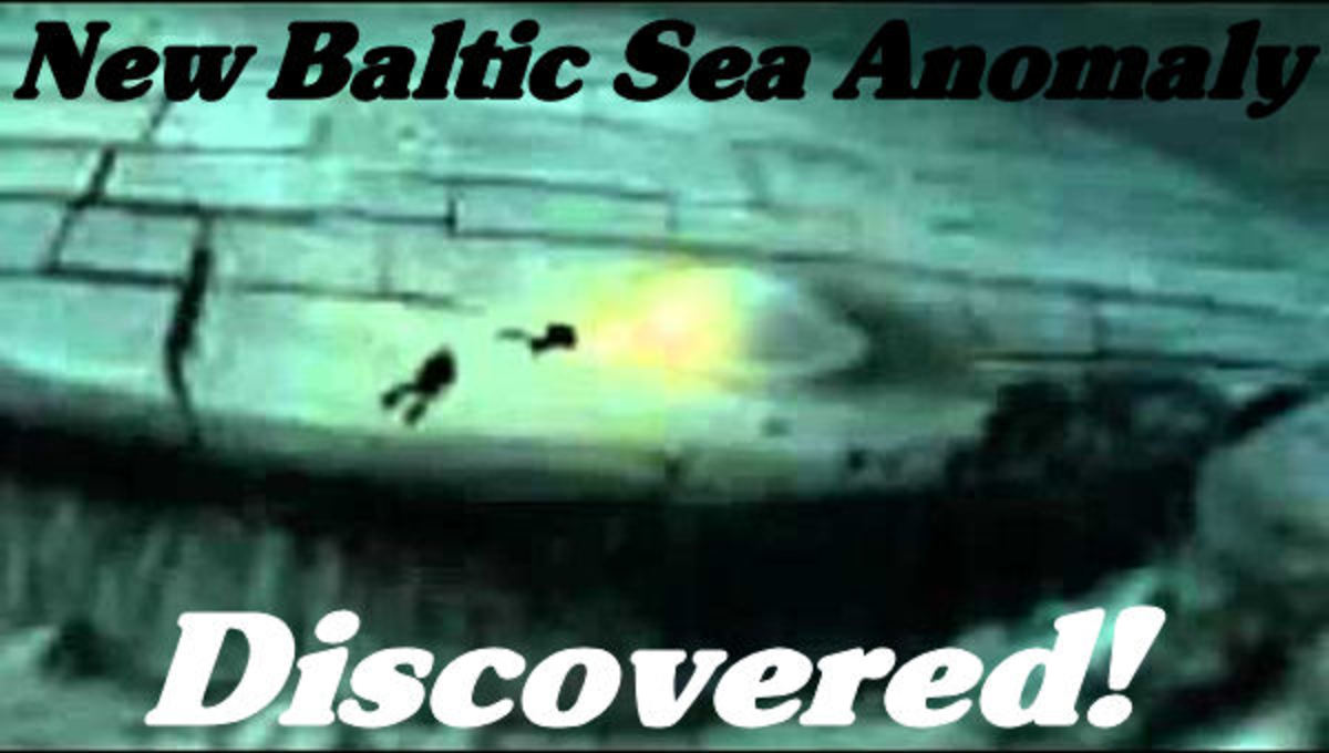Baltic Sea Anomaly - New Video Update - UFO, Unidentified Submerged Object