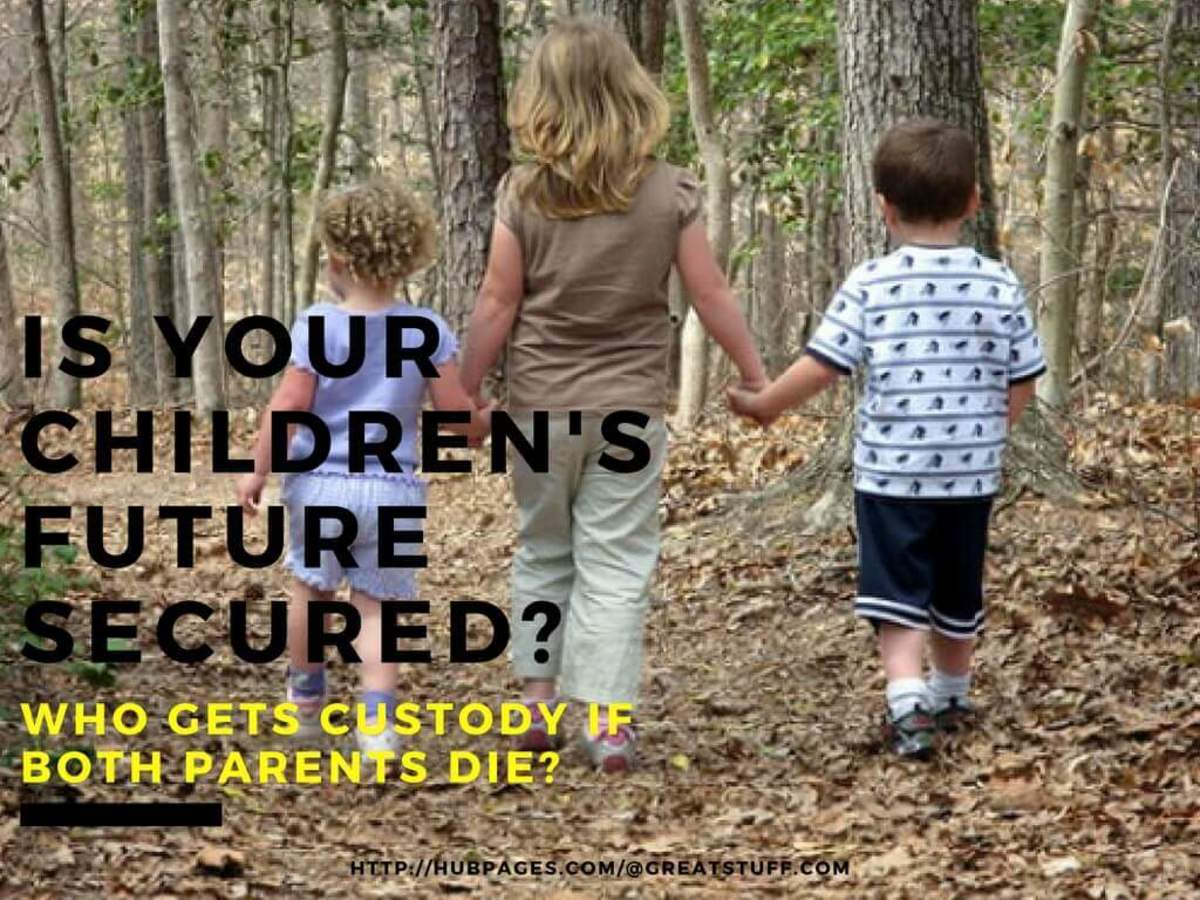Planning for your children's future: Wills and estate planning are challenging esp. when it involves minor children