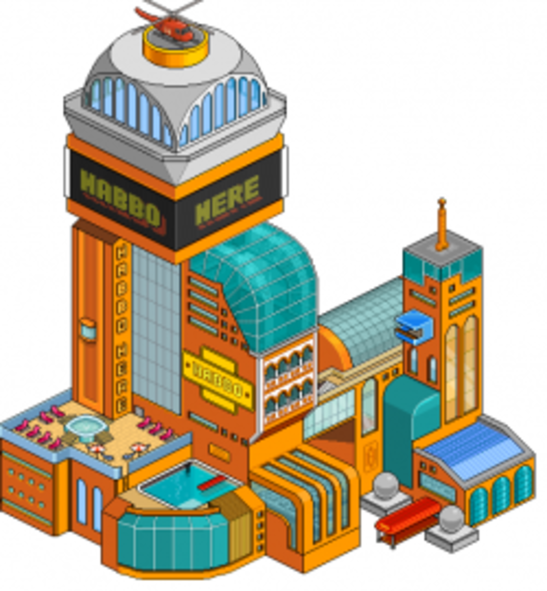 8 Games Like Habbo - Online Virtual Worlds