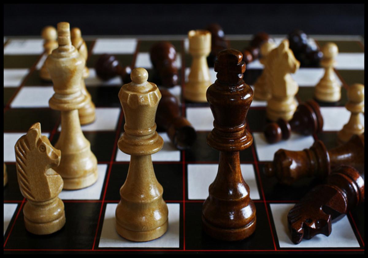 Analyzing Chess in Samuel Beckett's Endgame