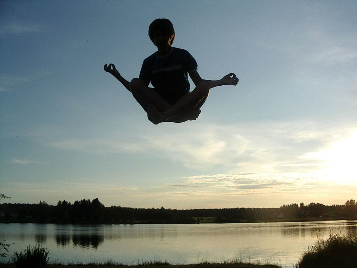 Is levitation really possible?