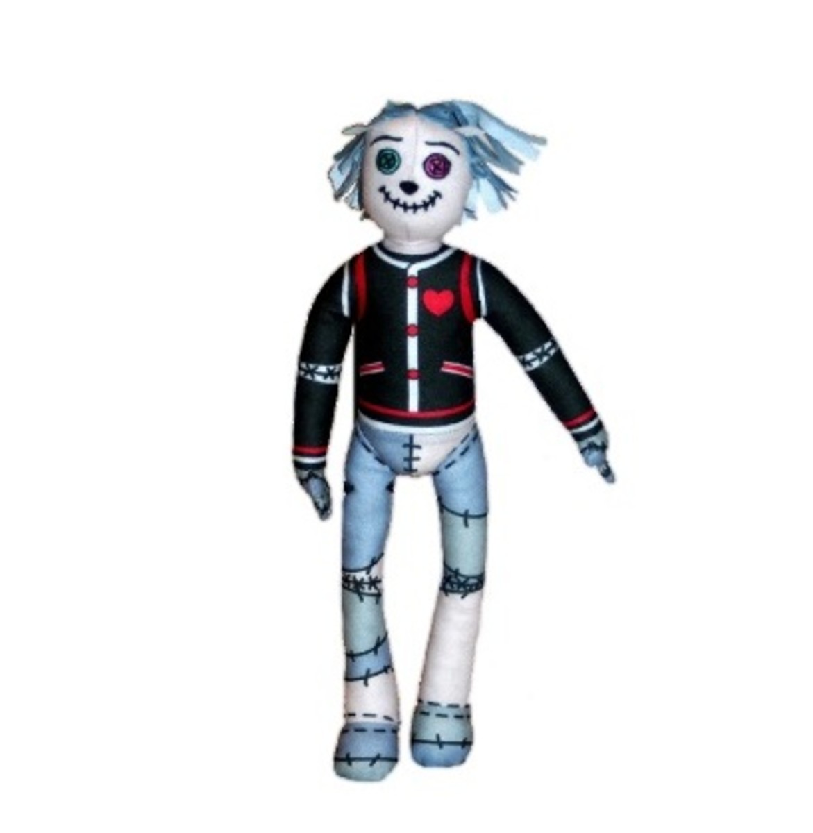 The Hoodude Voodoo Doll From Monster High