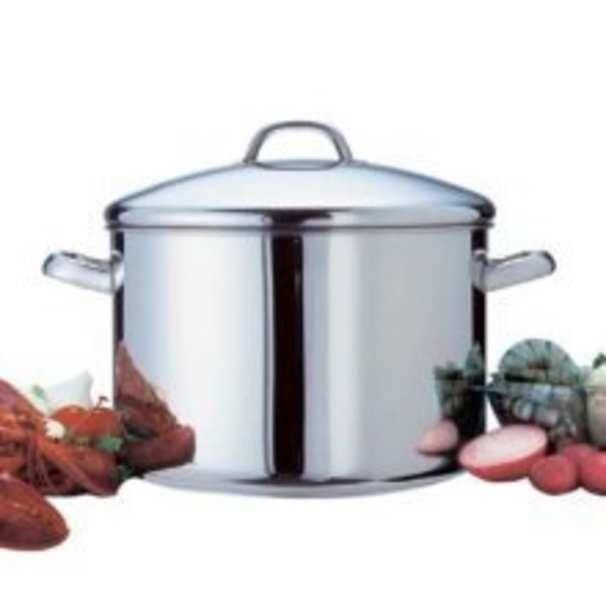 Stainless Stock Pots