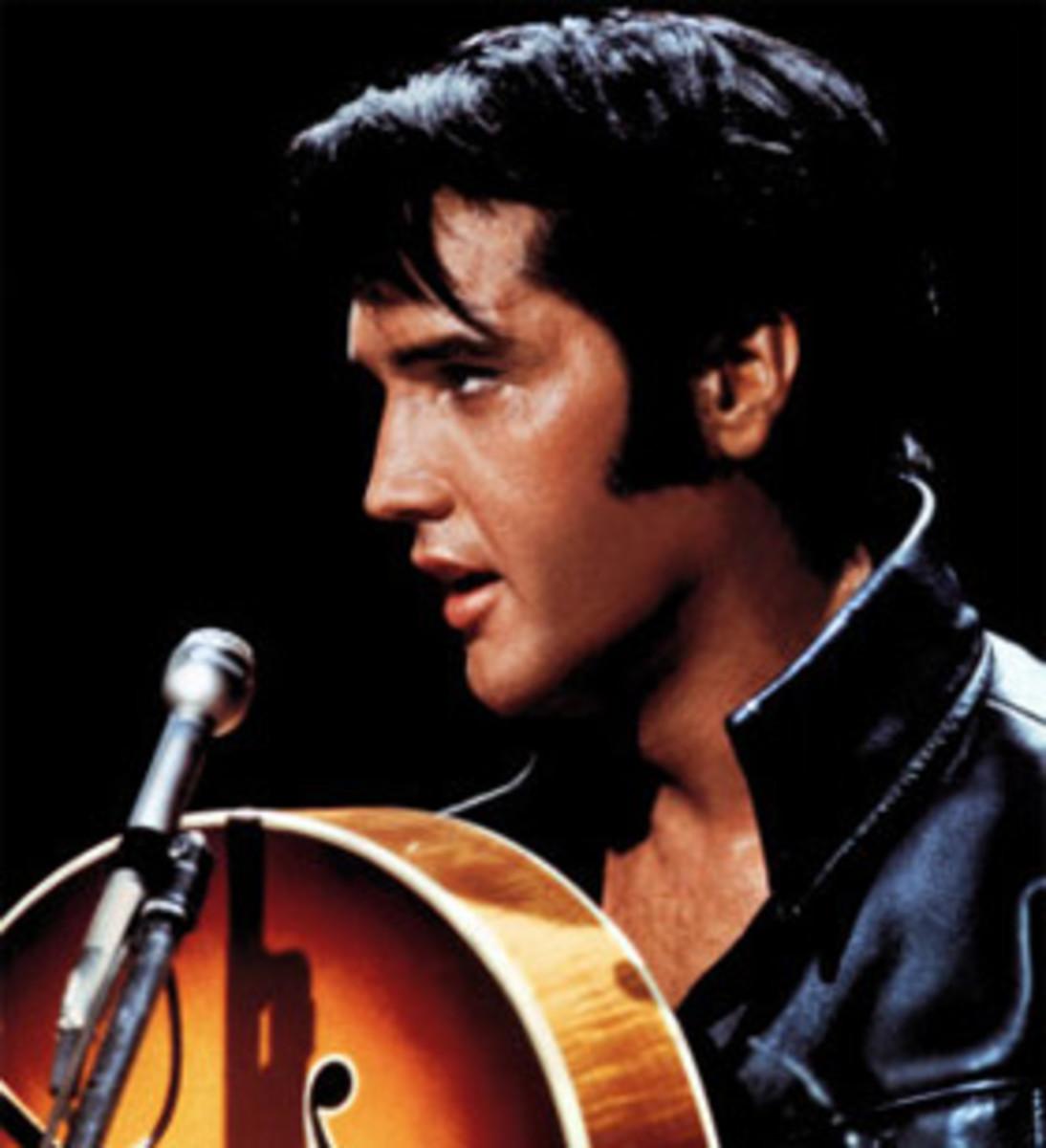 Elvis Presley : The Cat King?