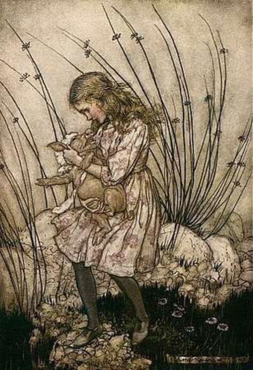 Alice in Wonderland by Arthur Rackham