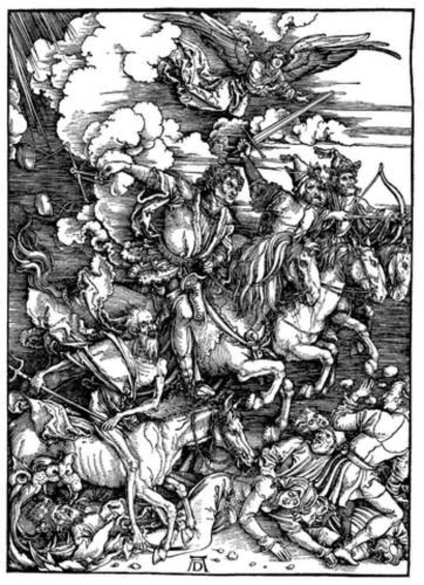 Albrech Durer: Four Riders
