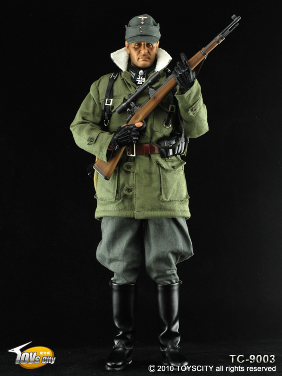 Hot Toys German Sniper