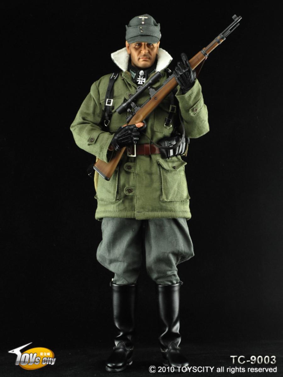 Hot Toys German Sniper