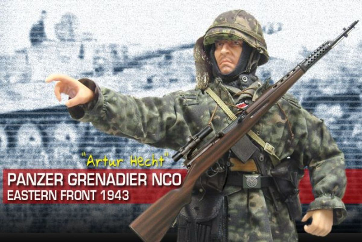 1/6 Collectible Military Action Figures