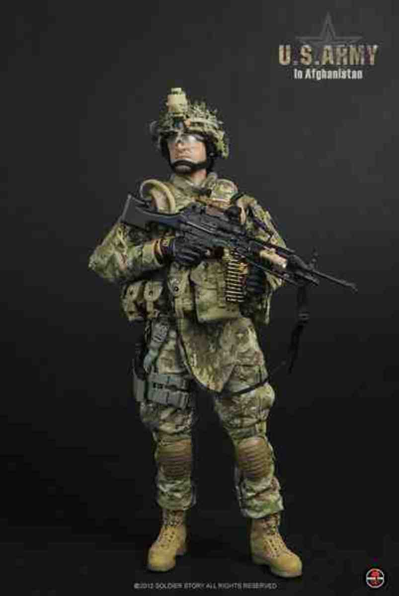 Soldier Story 1/6 US Army