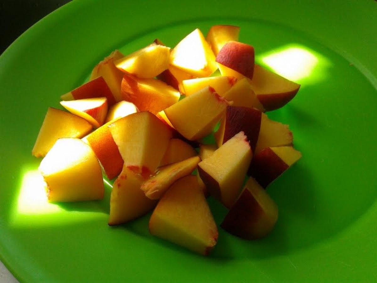 Lovely snack!