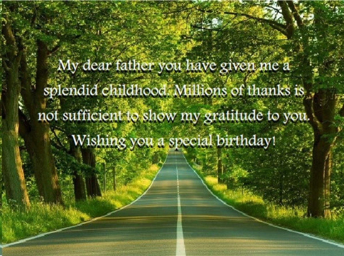 Happy Birthday Wishes for Father | Great Birthday Messages for Your Dad