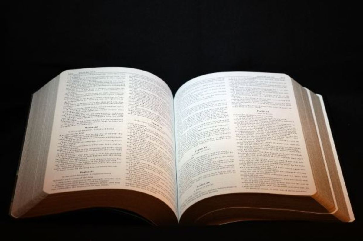 21 Things Christians should Know about the New Testament of the Bible