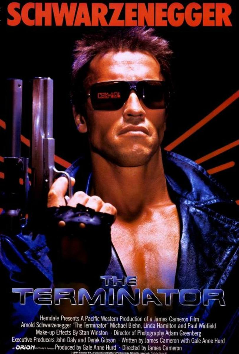 Arnold Schwarzenegger - 100 Years of Movie Posters - 28