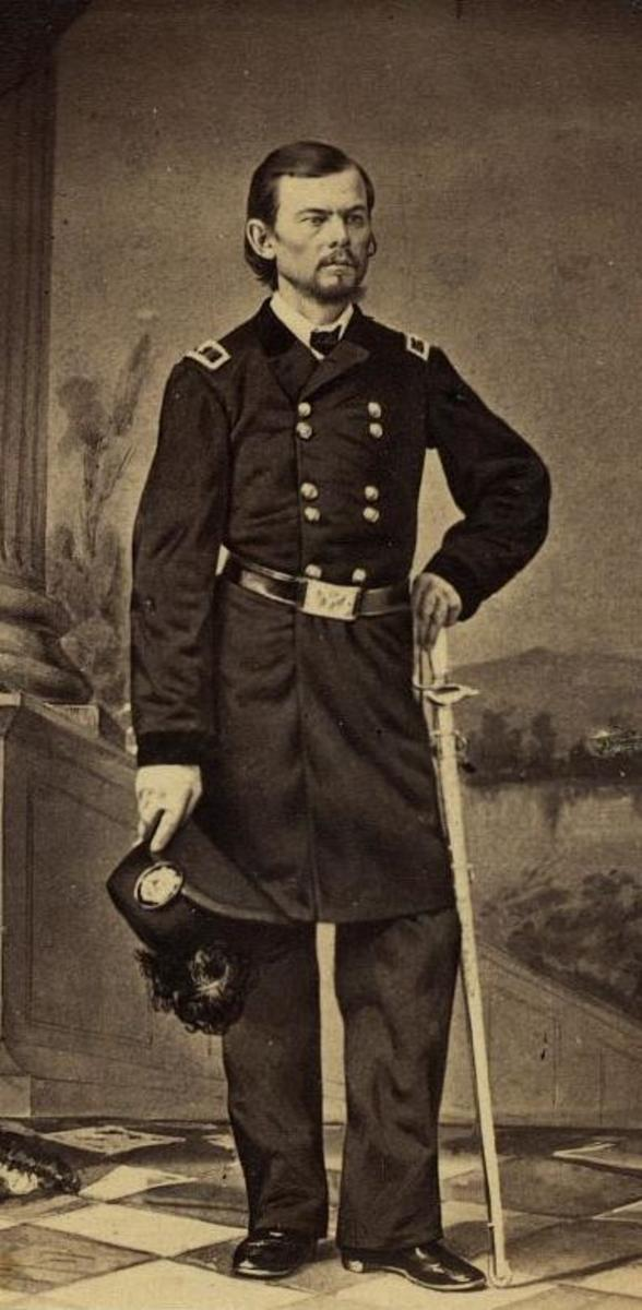 Major General Franz Sigel