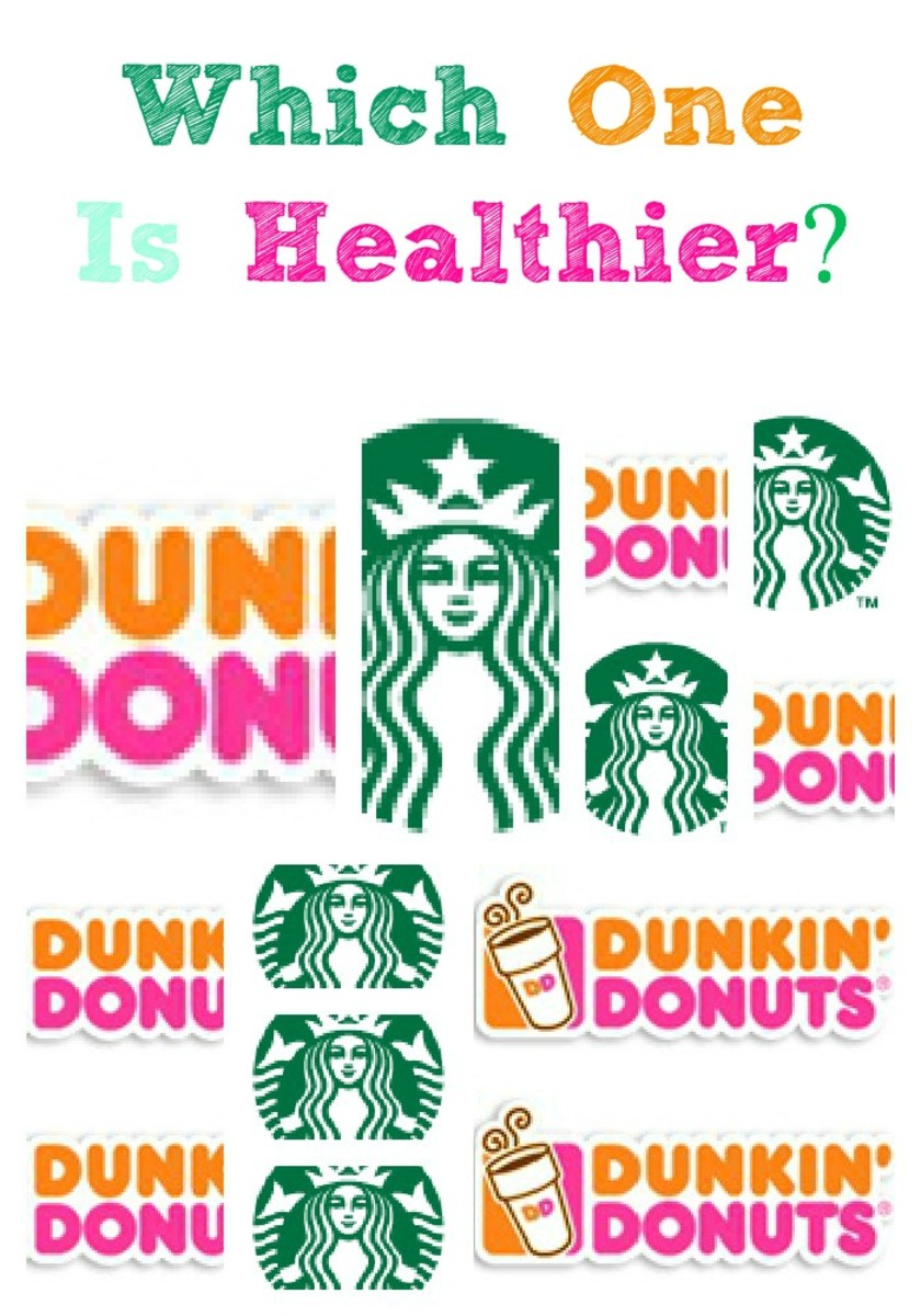 Comparing the Nutritional Value of Starbucks and Dunkin' Donuts