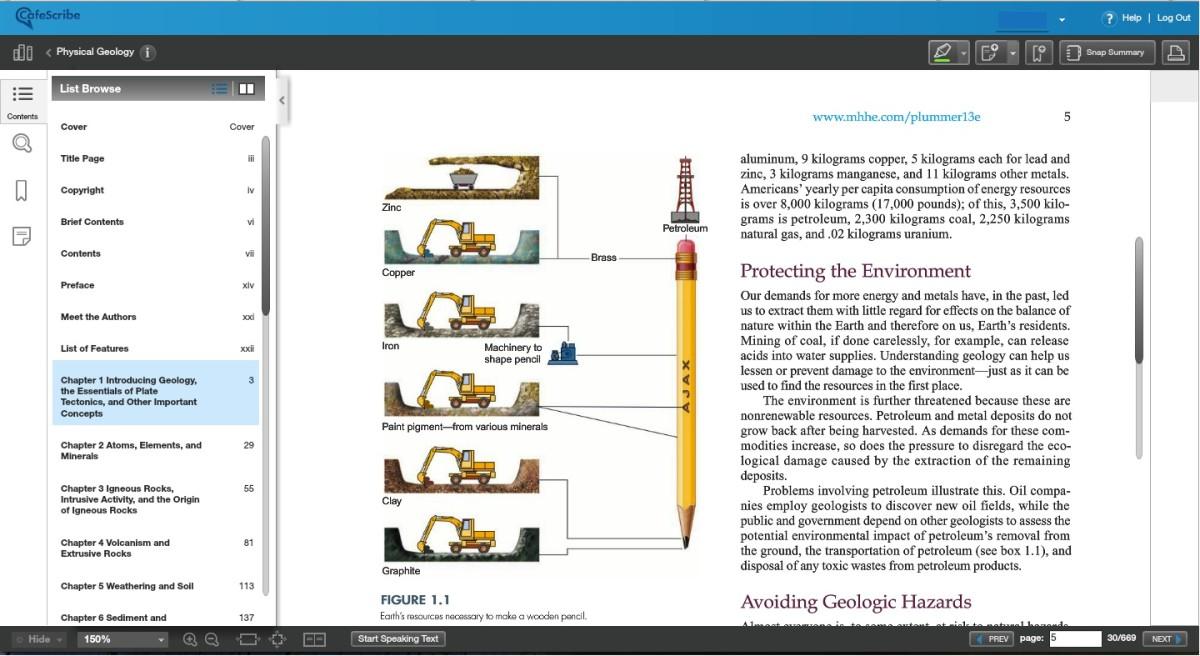 CafeScribe web version