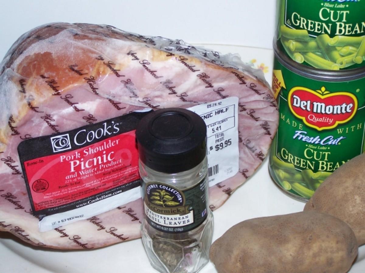 Ham Dinner Easy