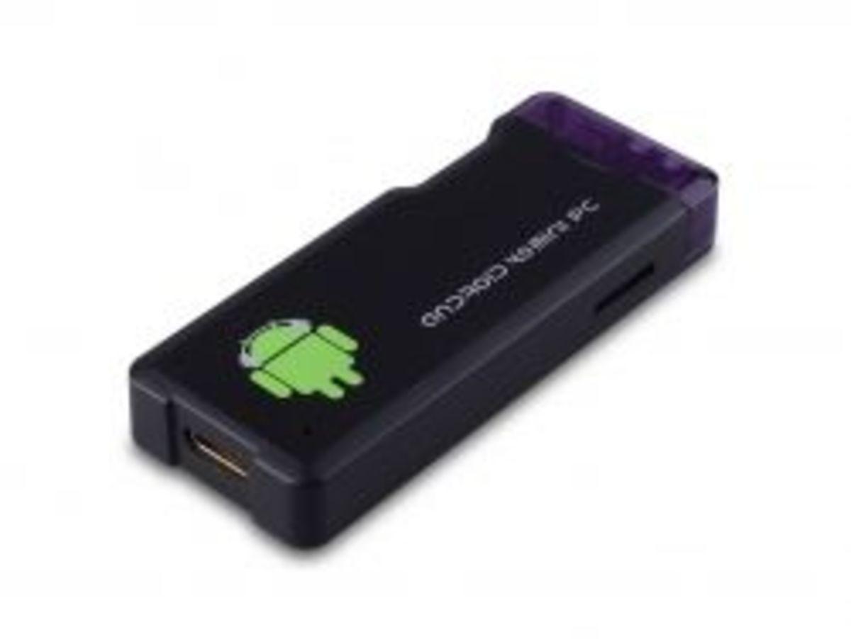 MK802 Android 4.0 Mini PC
