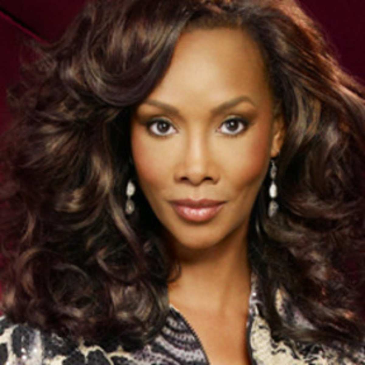 Add fullness to your face with a curly wig. One of the best celebrity wig styles.