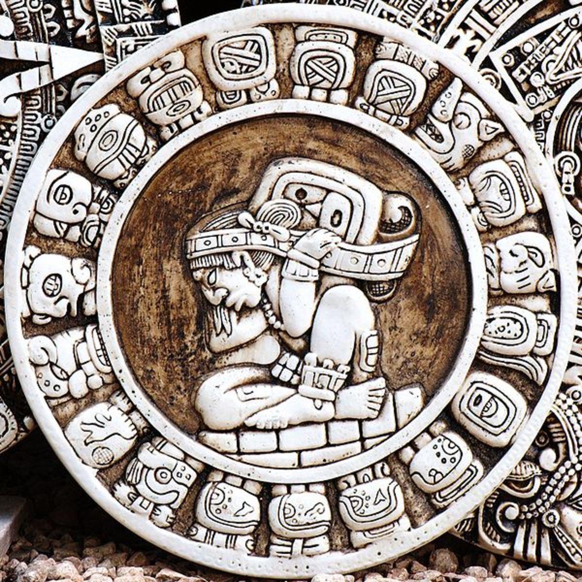 Maya Zodiac