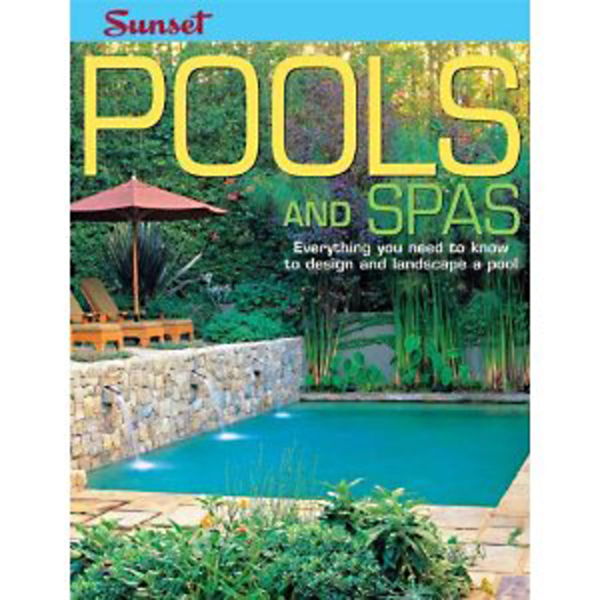 Swimming Pool Spa Pool Design Books