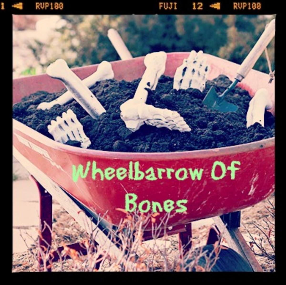 Wheelbarrow of Bones