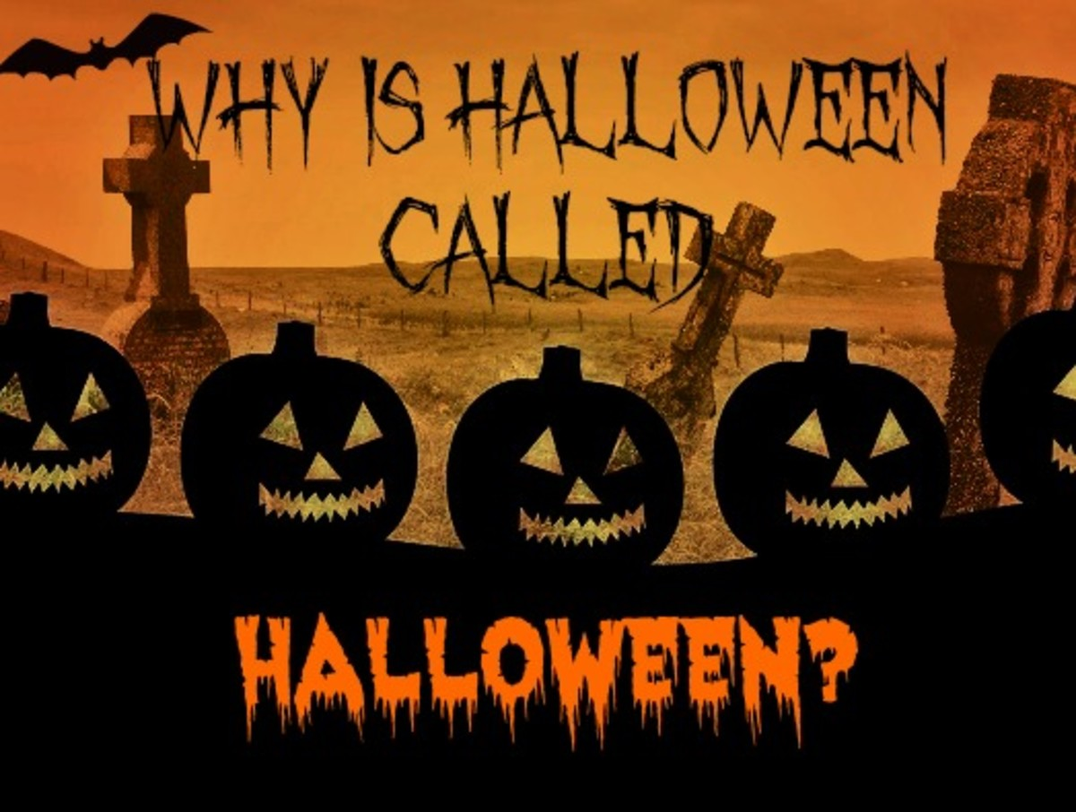 Just why is Halloween Called Halloween?